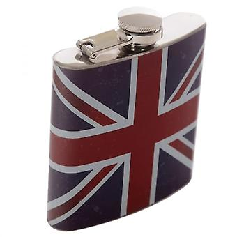 Union Jack Wear Union Jack Hip Flask