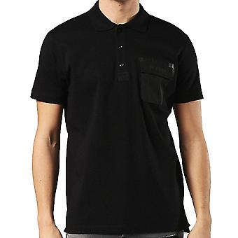 Diesel TTemp Patch Pocket Polo Shirt