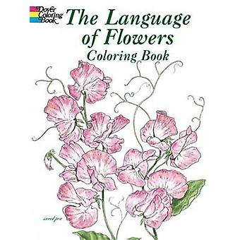 The Language of Flowers Coloring Book by John Green - 9780486430355 B