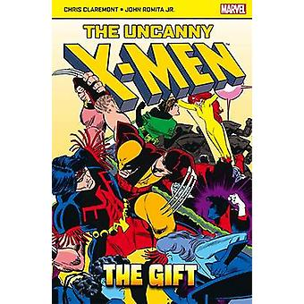 Marvel Pocketbook - Uncanny X-Men - The Gift by Chris Claremont - John