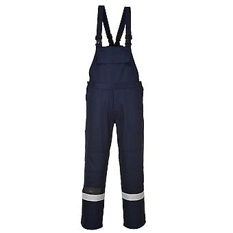 Portwest bizflame plus bib and brace fr27