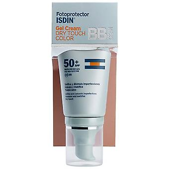 Isdin Photoprotector Bb Cream Dry Touch color spf 50+