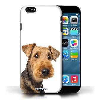 STUFF4 Phone Case / Cover for Apple iPhone 6 / Airedale Terrier Design / Dog Breeds Collection