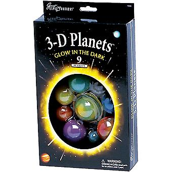 Planètes 3D Box Kit 19466