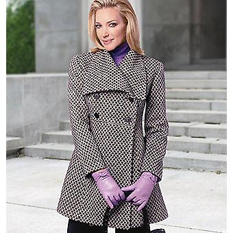 Misses' Jacket And Coat  Ff 16  18  20  22 Pattern B5685  Ff0