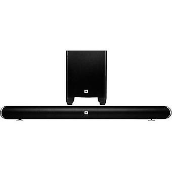 Soundbar JBL Harman CINEMA SB 350 Black incl. cordless subwoofer, Bluetooth, USB