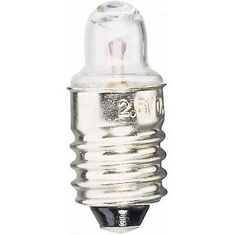 Torches replacement bulb 3.7 V 1.11 W 300 mA Base=E10 Clear