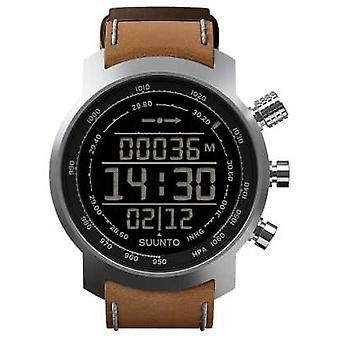 Suunto Elementum Terra Brown Leather SS018733000 Watch