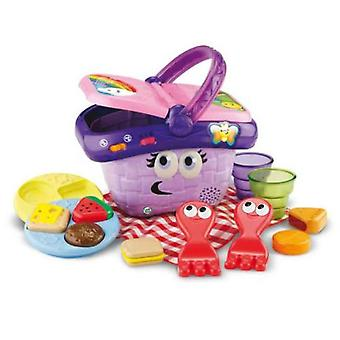 Cefa Picnic shares and learns (children, accessories, toys, imitation, House)