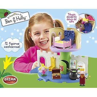 Bizak Ben & Holly Castillo + 2 Figure