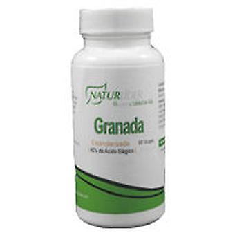 Naturlider Granada 60 Cap. (Dietetics And Nutrition , Supplements , Body , Antioxidants)