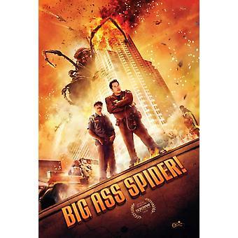 Большая задница паук фильм плакат (11 x 17)