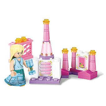 Sluban Dream Girls Princess Room Of 35 Pieces