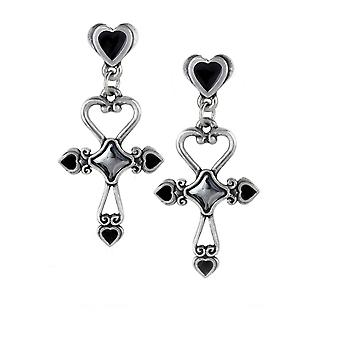 Alchemy Gothic Amourankh Earrings