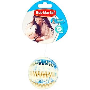 Bob Martin Rubber Teeth Ball (Pack of 8)