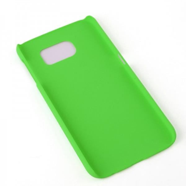 Hardcase green rubber sleeve for Samsung Galaxy S6 G920 G920F