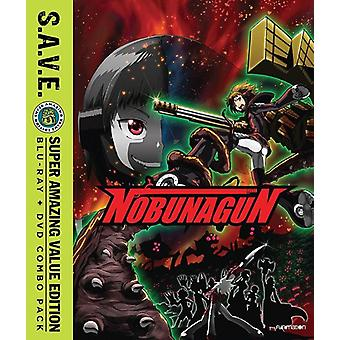 Nobunagun: The Complete Series - Save [Blu-ray] USA import