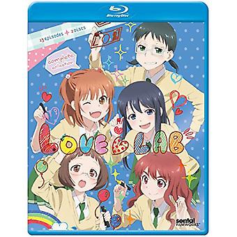 Liefde Lab: Complete collectie [BLU-RAY] USA import