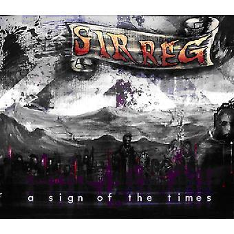 Sir Reg - tidens tegn [Vinyl] USA import