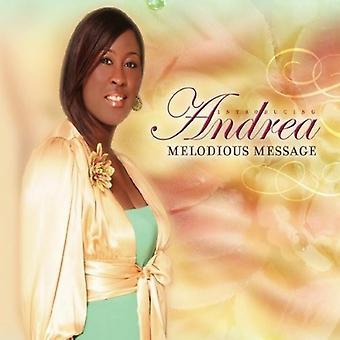 Andrea Tribitt - att införa Andrea melodiösa budskap [CD] USA import