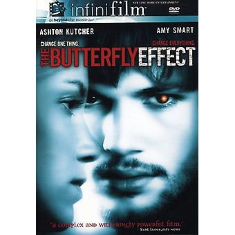 Butterfly Effect [DVD] USA import