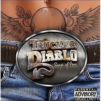 Trucker Diablo - sange af jern [Vinyl] USA import