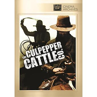 Culpepper Cattle Co. [DVD] USA import