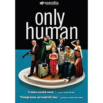 Only Human [DVD] USA import