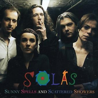 Solas - Sunny Spells & Scattered Showe [CD] USA import
