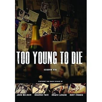 Too Young to Die: Season One [DVD] USA import