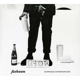 Fashawn - Champagne & Styrofoam kopper [CD] USA importerer