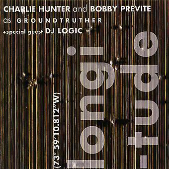 Hunter/Previte - Longitude [CD] USA import