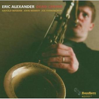 Eric Alexander - Dead Center [CD] USA import