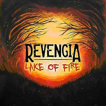Revengia - søen af brand [CD] USA importerer
