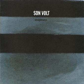Son Volt - Straightaways [CD] USA import