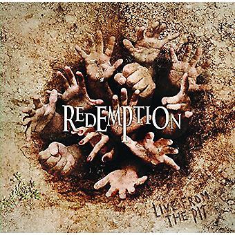 Redemption - importation USA Live From la fosse [CD]