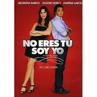 No Eres Tu Soy Yo [DVD] USA import
