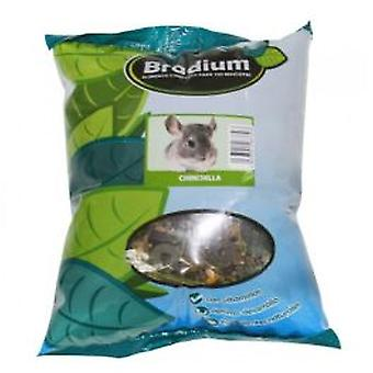 Bradium Chinchilla Bradium 1 Lt (Small pets , Dry Food and Mixtures)