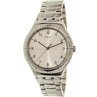 Swatch ZIO ARGENTO Mens Watch YWS100G