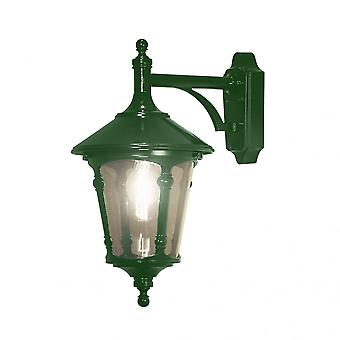 Konstsmide おとめ座緑の壁ライト