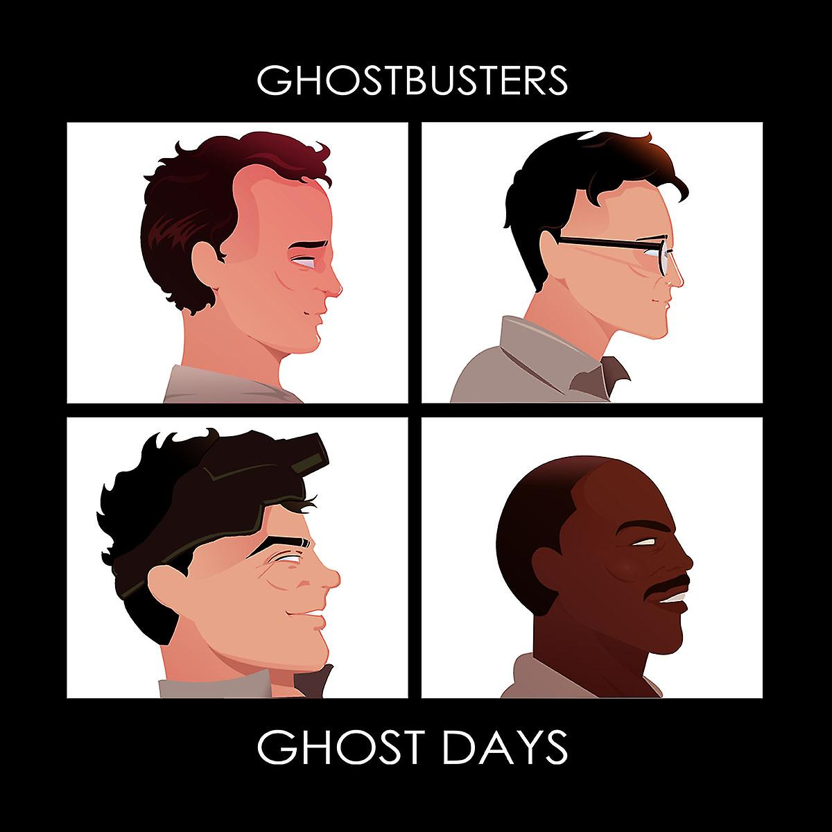 ghostbusters ghost tage 1984 gorillaz album cover damen. Black Bedroom Furniture Sets. Home Design Ideas