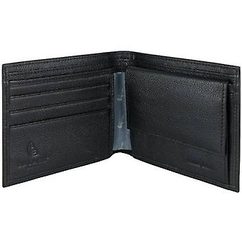 Dalaco Bifold Wallet with Guitar Lining - Black