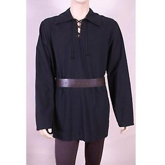 Medieval Factory Camisa Medieval Cuello Cotton (Disfraces)