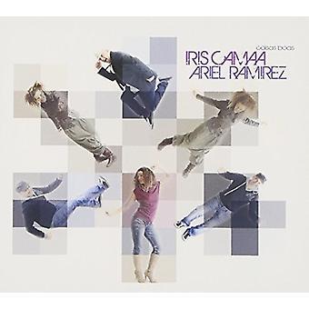Camaa, Iris/Ramirez, Ariel - Coisas Boas [CD] USA import