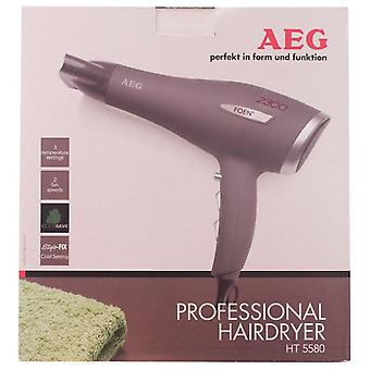 AEG Ht 5580 Hair Dryer (Woman , Hair Care , Appliances , Hair Dryers)