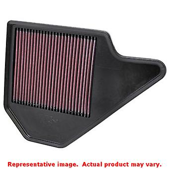 K&N Drop-In High-Flow Air Filter 33-2462 Fits:CHRYSLER 2011 - 2014 TOWN & COUNT