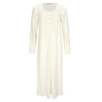 ... Bath Robe Robe £149 · Feraud 3883039-10044 Women s Champagne White  Cotton Night Gown Loungewear Nightdress 0731755a7