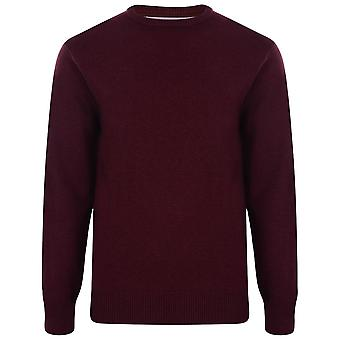 Kam Crew Neck Knitted Jumper