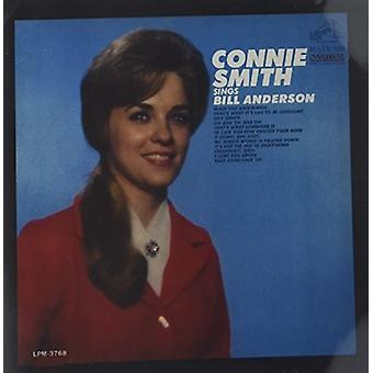 Connie Smith - Connie Smith Sings Bill Anderson [CD] USA import
