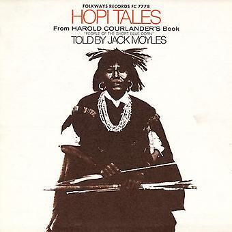 Jack Moyles - Hopi Tales [CD] USA import